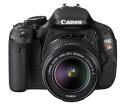 Canon EOS Rebel T3i DSLR w/ 2 lenses, bag, more for $610 + free shipping