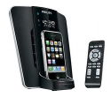 Philips Alarm Clock Radio with iPod / iPhone Dock