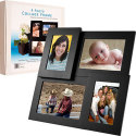 Pandigital 4 Standard Photo Collage Frame