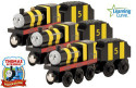 Thomas Wooden Railway Busy As A Bee James 3-Pack