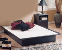 South Shore Basics Queen Platform Bed + pickup at Walmart