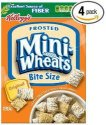 Frosted Mini-Wheats Bite-Size 18-oz. Box 4-Pack