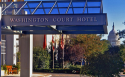 The Washington Court Hotel on Capitol Hill: Rooms per night