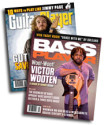 Guitar Player / Bass Player 1-Year Magazine Subscriptions