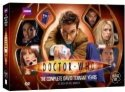 Doctor Who: David Tennant Years 26-Disc DVD Box Set