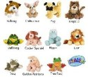 Webkinz Plush Animal Toy 11-Pack