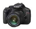 Canon EOS Rebel T2i 18MP DSLR w/ 2 lenses, filter for $641 + free shipping