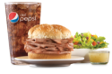 Arby's printable coupon: Roast Beef Classic Combo