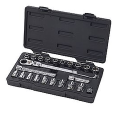 GearWrench 23-Piece XL Pass-Thru Ratchet Set