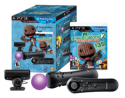 Sony PS3 Move LittleBigPlanet 2 Bundle
