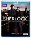 Sherlock: Season One on Blu-ray