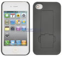 Hard Case w/ Stand for iPhone 4 or 4S