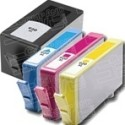 HP 920XL Compatible Ink Cartridge 4-Pack for $24 + free shipping