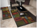 3-Piece Prism Rug Set for $39 + pickup at Walmart
