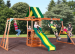 Backyard Discovery Colorado Cedar Swing Set for $349 + pickup at Walmart