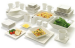 10 Strawberry Street Nova 45-Piece Dinnerware Set for $69 + free shipping