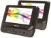 "Sylvania 7"" Dual-Screen Portable DVD Player w/ case for $65 + $4 s&h"