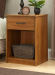 Mainstays Nightstand 2-Piece Bundle for $54 + $20 s&h