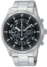 Seiko Men's Stainless Steel Chronograph Watch for $119 + free shipping