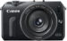 Canon EOS M 18MP Mirrorless Camera w/ 22mm Lens for $400 + free shipping