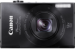 Canon PowerShot ELPH 520 10MP 12x Zoom Camera for $110 + free shipping