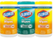 Clorox 225-Count Disinfecting Wipes for $9 + free shipping