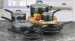 Cuisinart 10-Piece Nonstick Cookware Set for $90 + free shipping