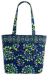 Vera Bradley Three-O Tote Bag for $54 + $10 s&h