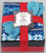 Plush Throw Blanket & Sock Gift Set for $5 + free shipping via SYWM