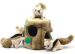 Kyjen Hide-A-Squirrel Puzzle Toy for Dogs for $8 + free shipping via Prime