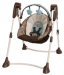 Graco Swing by Me Portable 2-in-1 Baby Swing for $56 + free shipping