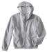 Hanes Men's Premium Fleece Full-Zip Hooded Sweatshirt for $6 + $5 s&h