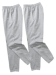 Fruit of the Loom Men's Fleece Pants 2-Pack for $10 + $1 s&h
