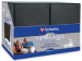 Verbatim DVD / Blu-ray Storage Case 50-Pack for $10 + free shipping via Prime