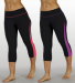 Bally Fitness Women's Color-Block Leggings for $18 + free shipping