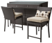 Atlantis 3-Piece Wicker Patio Bar Set for $599 + free shipping