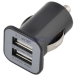 Mini Dual USB 2-Port Car Charger for $3 + free shipping