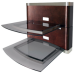 Morganville Component Wall Shelf System for $89 + free shipping