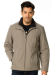 Perry Ellis Men's Microfiber Zip Front Jacket (large sizes) for $24 + free shipping