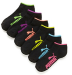 PUMA Women's No-Show Socks 6-Pack for $10 + $10 s&h