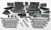 Craftsman 190pc Professional Use Mechanic's Tool Set for $75 + free shipping