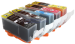 20 Canon-Compatible Inkjet Cartridges for $15 + free shipping