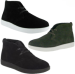 Men's Casual Suede Cadillac Lace-Up Shoes for $28 + free shipping