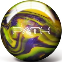 Pyramid Path Bowling Ball for $40