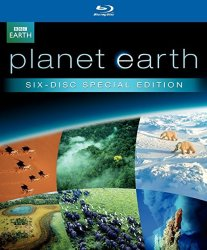 Planet Earth: 6-Disc Special Ed. on Blu-ray $13