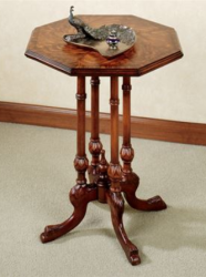 Ulani Octagonal End Table for $170
