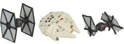 Star Wars Micro Machines 3-Packs for $4