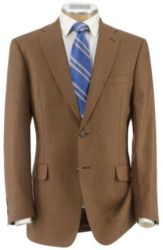 Jos. A. Bank Men's 2-Button Silk Sportcoat for $39