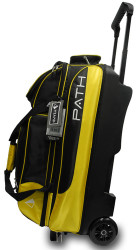 Pyramid Path Triple Deluxe Roller Bag $110
