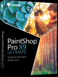 Corel PaintShop Pro X9 Ultimate PC Bundle for $15